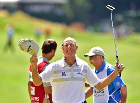 Jim Furyk shoots a 58!!!