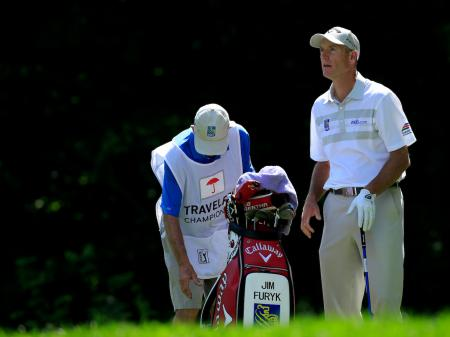 Jim Furyk's 58 What's In The Bag