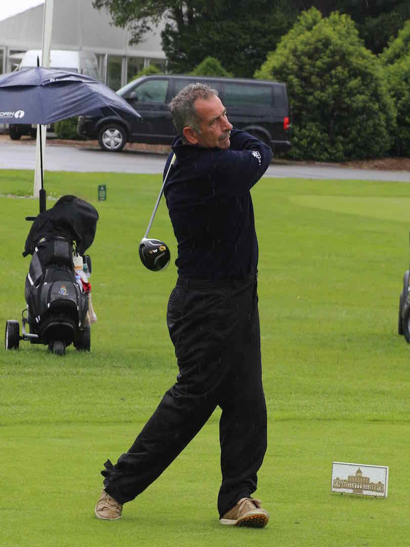 Sam Torrance helps Pro Am raise £140,000