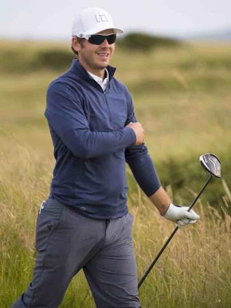 James Heath to wear TravisMathew on tour