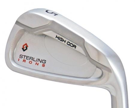 Wishon Sterling Single Length Irons
