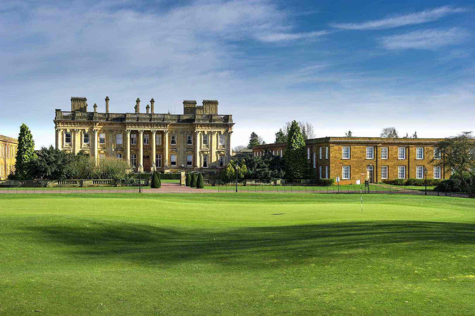 Heythrop Park ready for Bridgestone Challenge Tour event