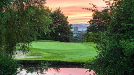 Tewkesbury Park reveals golf course upgrades