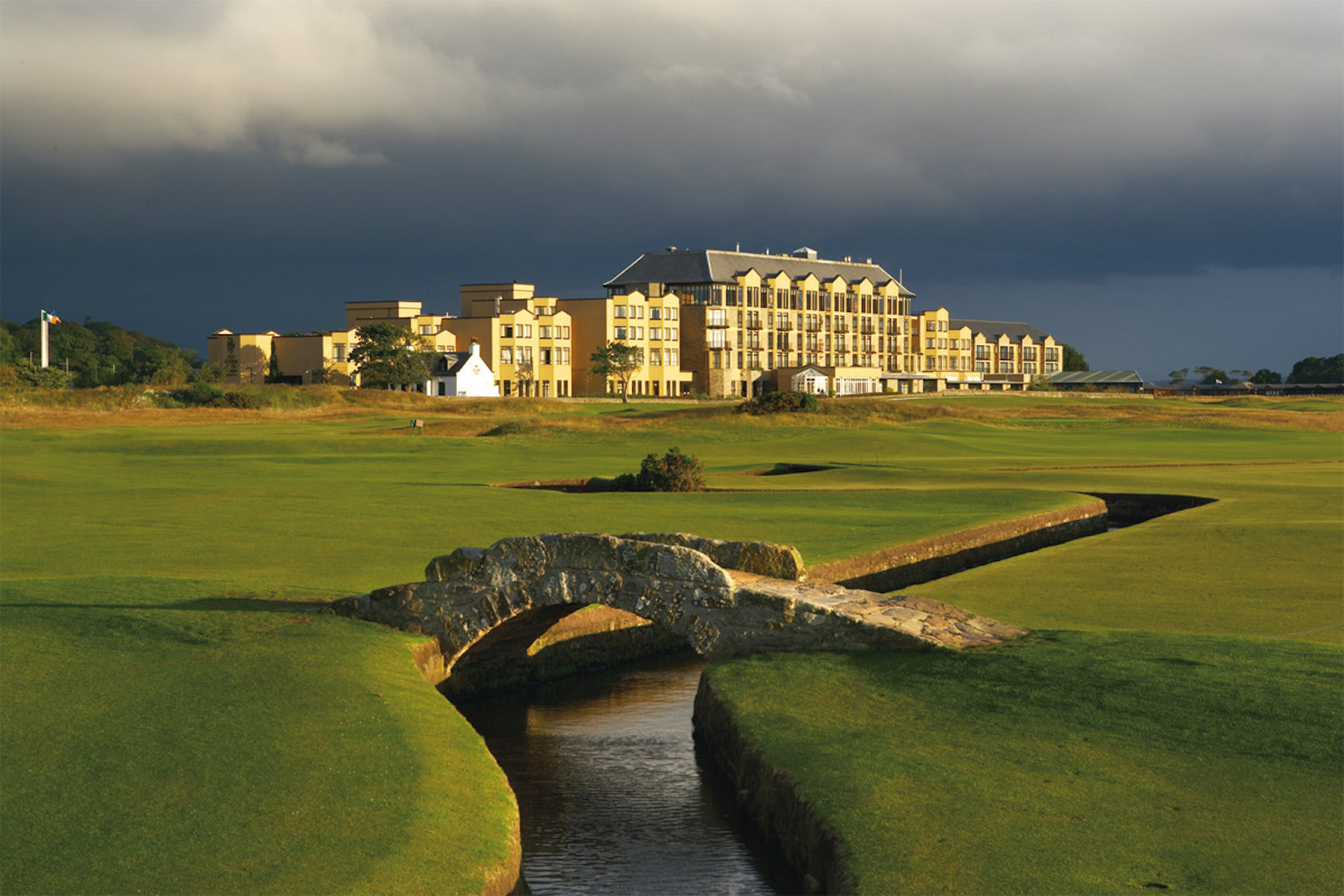 Iconic Old Course Hotel to close