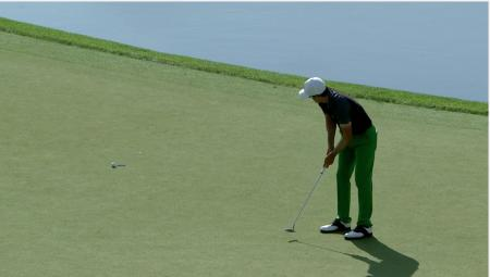 Great Olympic golf ad from Michelob ULTRA