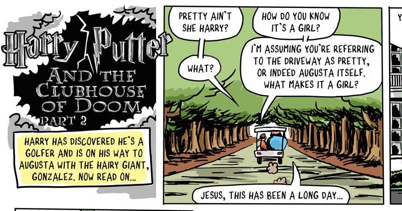 Harry Putter Episode 1