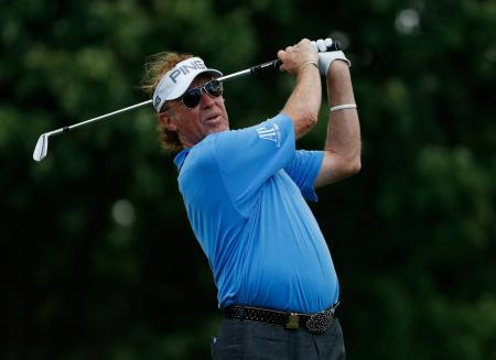 Miguel Angel Jimenez tipped to be next European Ryder Cup Captain
