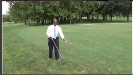 Another Epic fail golf shot
