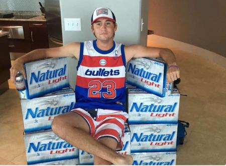 New Sponsor for Smylie Kaufman