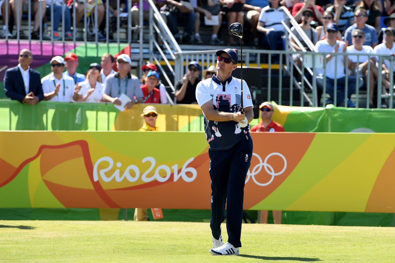 Justin Rose's Olympics What's In The Bag!!!