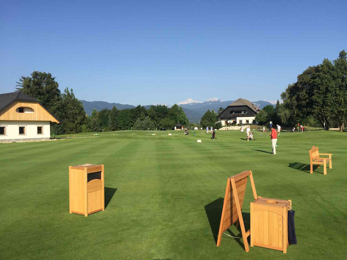 State-of-the-Art Golf Academy Opens in Slovenia