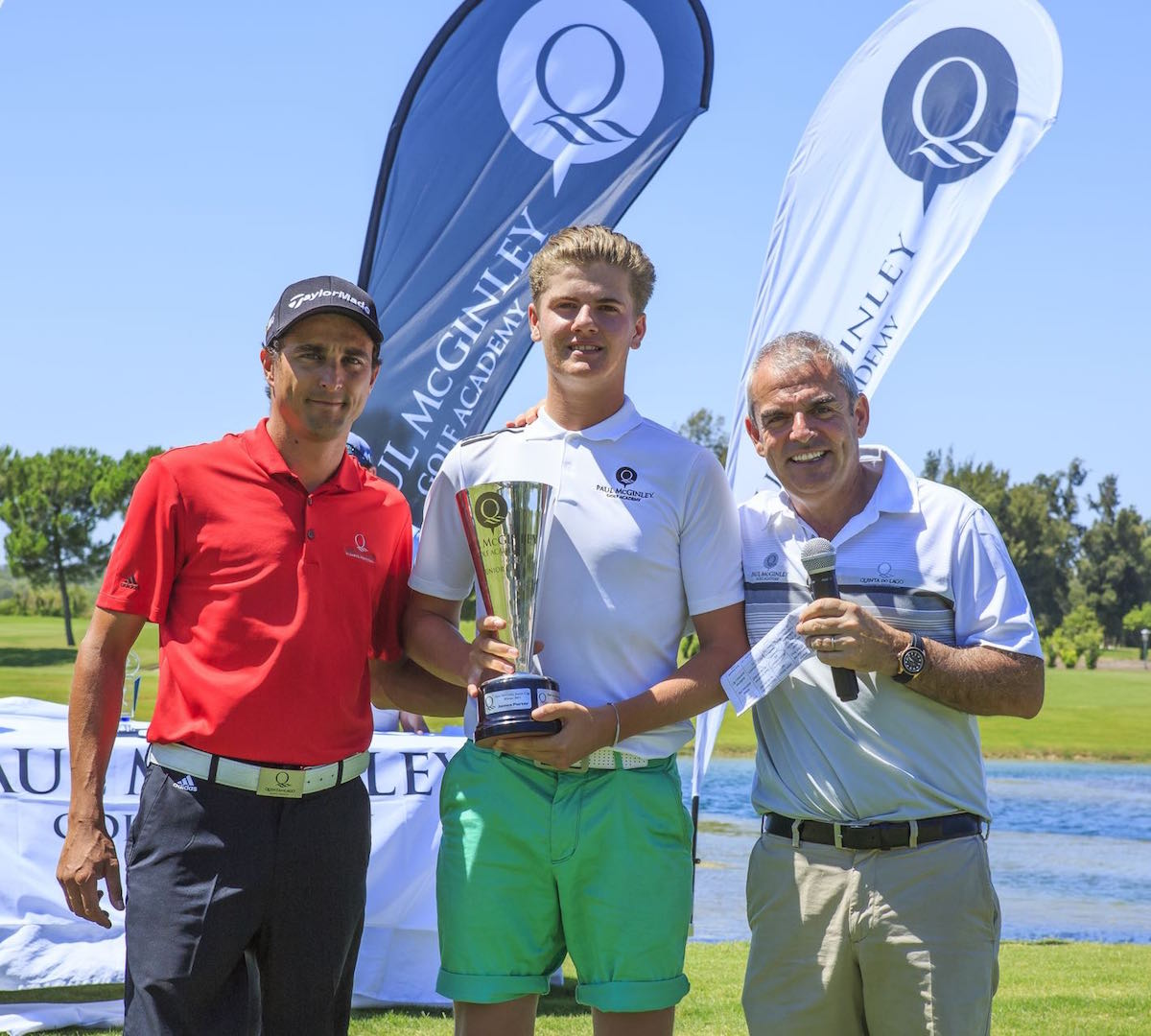McGinley Cup victory for Fox