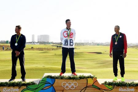 A team event for Olympic golf?