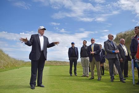 Donald Trump: The $6 Million Law Suit Man