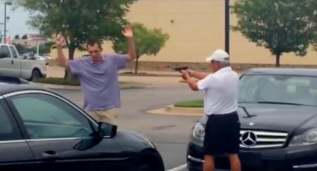 Golfer Pulls Gun On Suspected Club Thief
