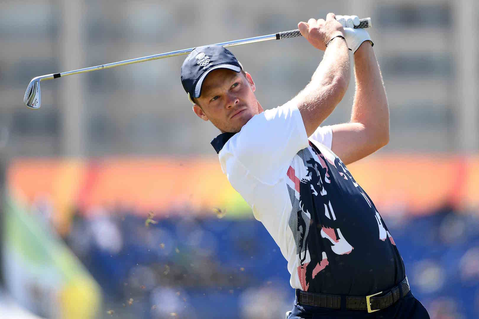 Danny Willett choses Lee Westwood for World Cup