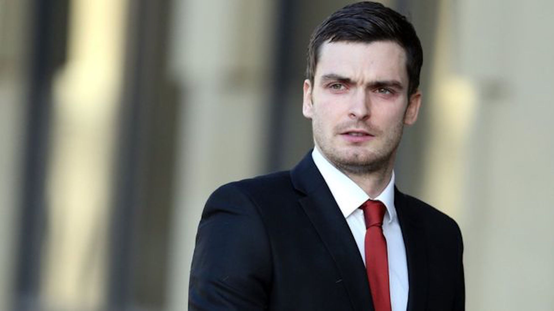 Sex offender Adam Johnson gets jail visit from his golf pro