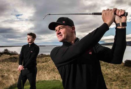 Paul Lawrie Foundation supporting Highland Junior Golf
