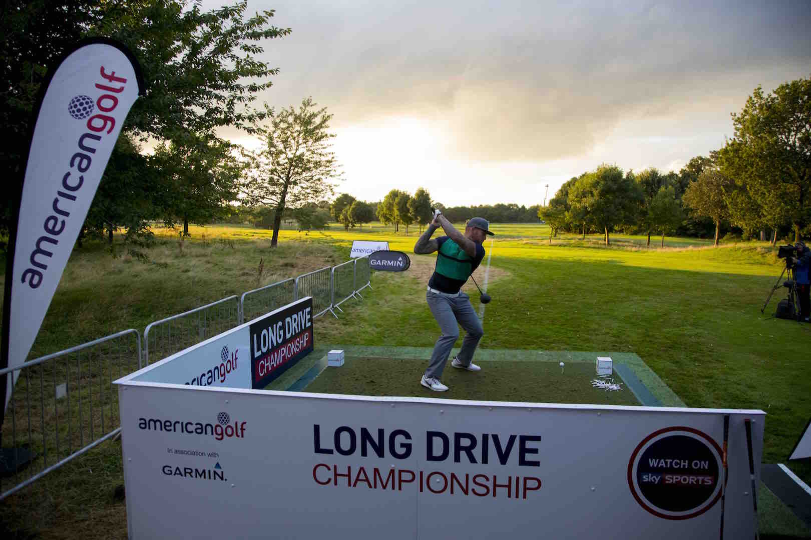 American Golf crowns 2016 long drive champion