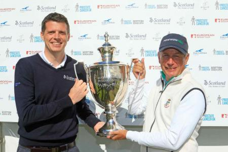 Lynx Golf celebrates first tour win