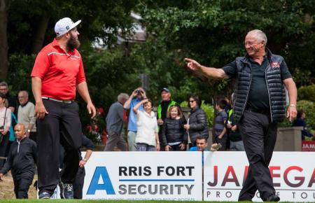 Beef supports Jamega Pro Tour Event
