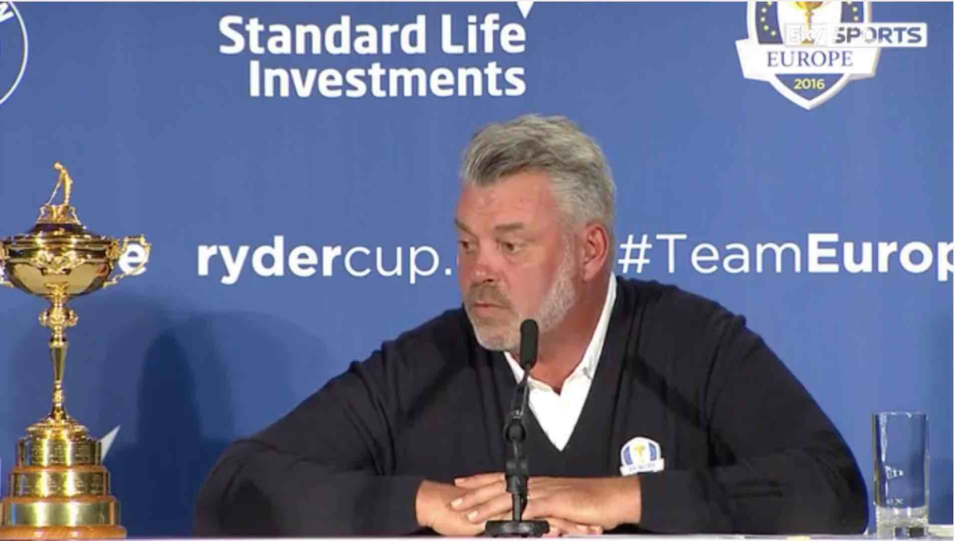 Lee Westwood confident that rookies can handle it