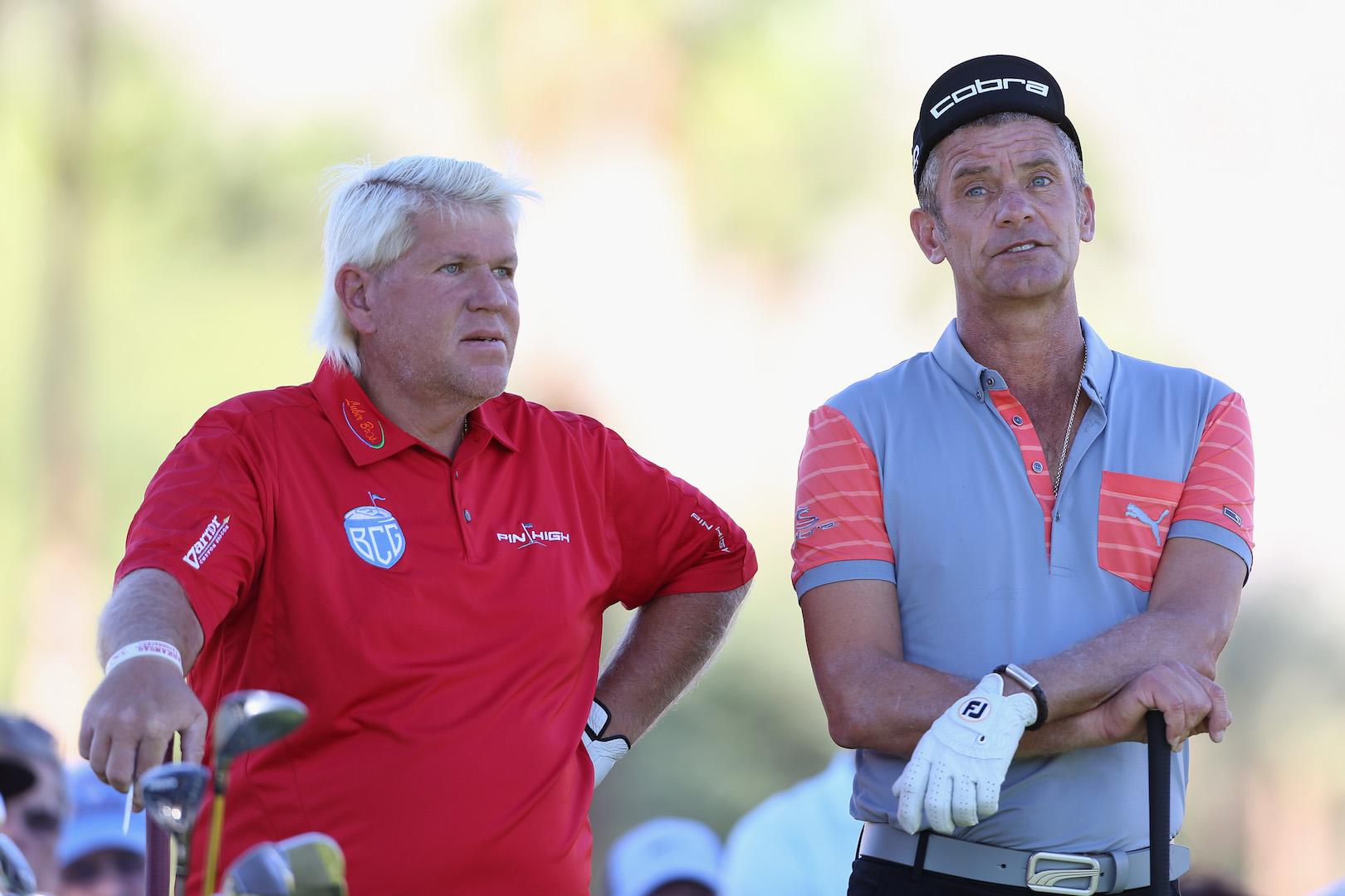 Senior European Tour Debut for John Daly