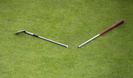 Golf club used to stab teenager in neck