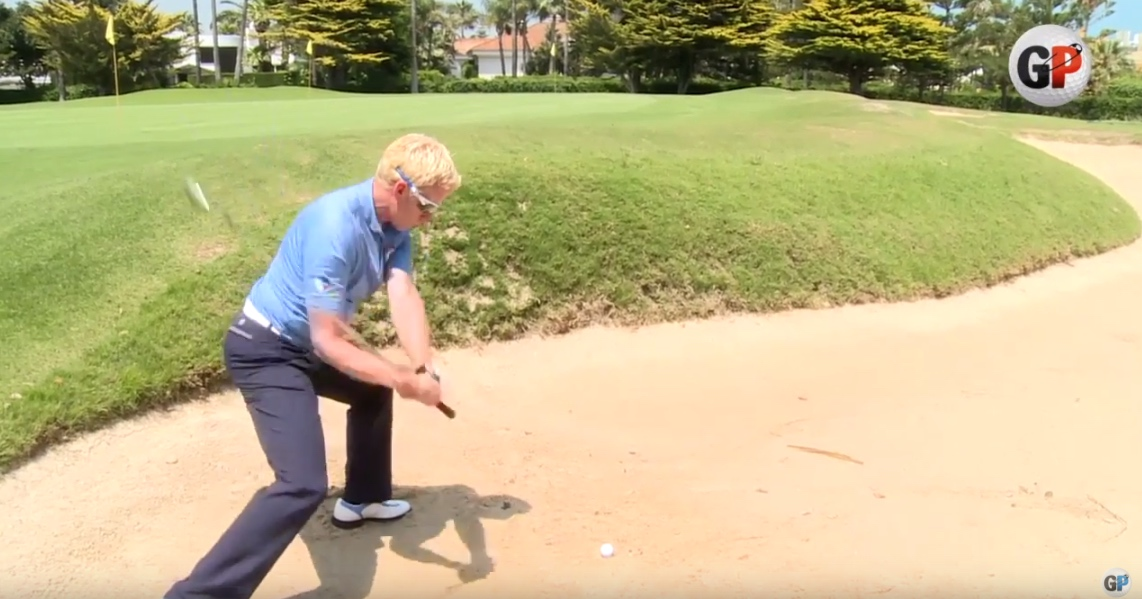 How to hit your drives 380 yards