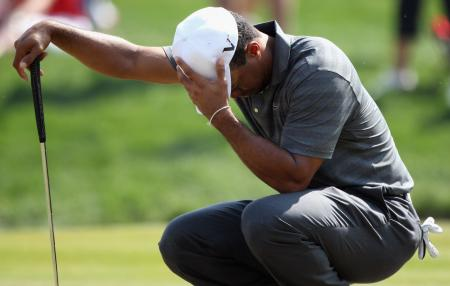 Tiger Took Nike's Golf Exit Badly