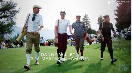 It's the hickory golf challenge