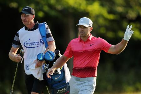Paul Casey 3 ahead at Deutsche Bank