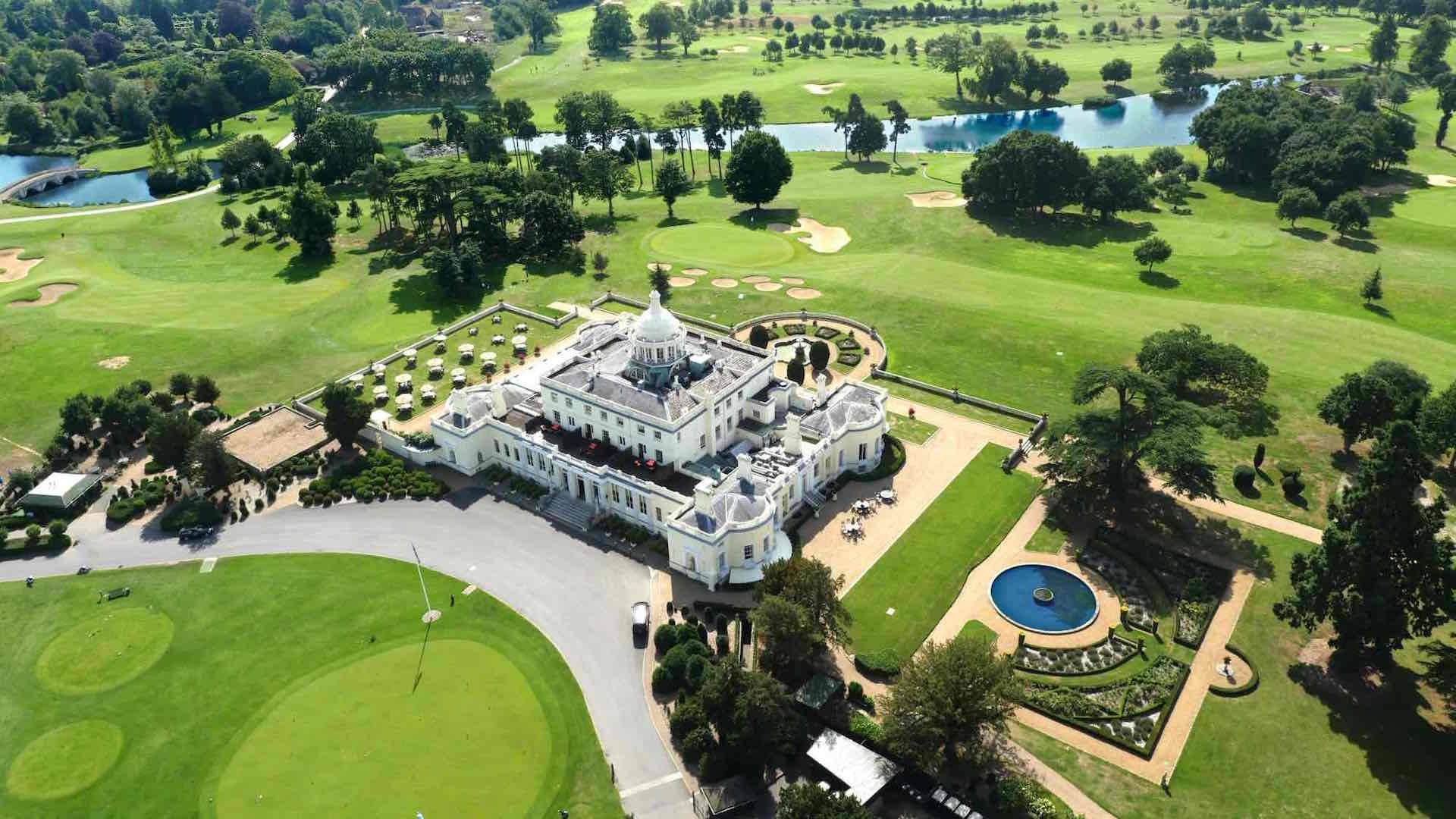 Capability Brown's 300th anniversary celebrated at Stoke Park