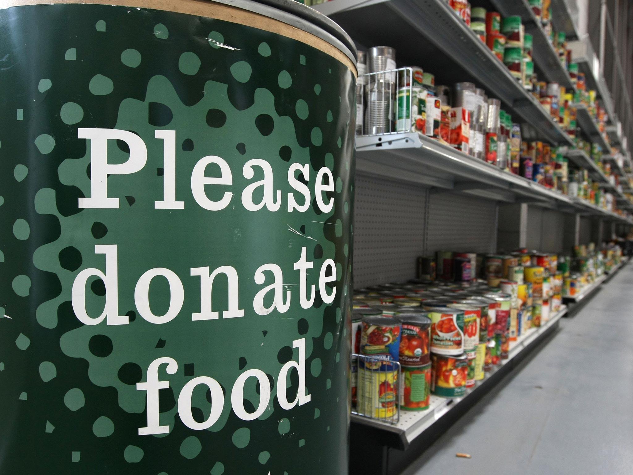 The Barclays Help Foodbank