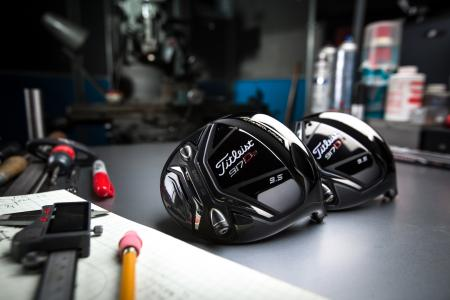 The Titleist 917 Drivers