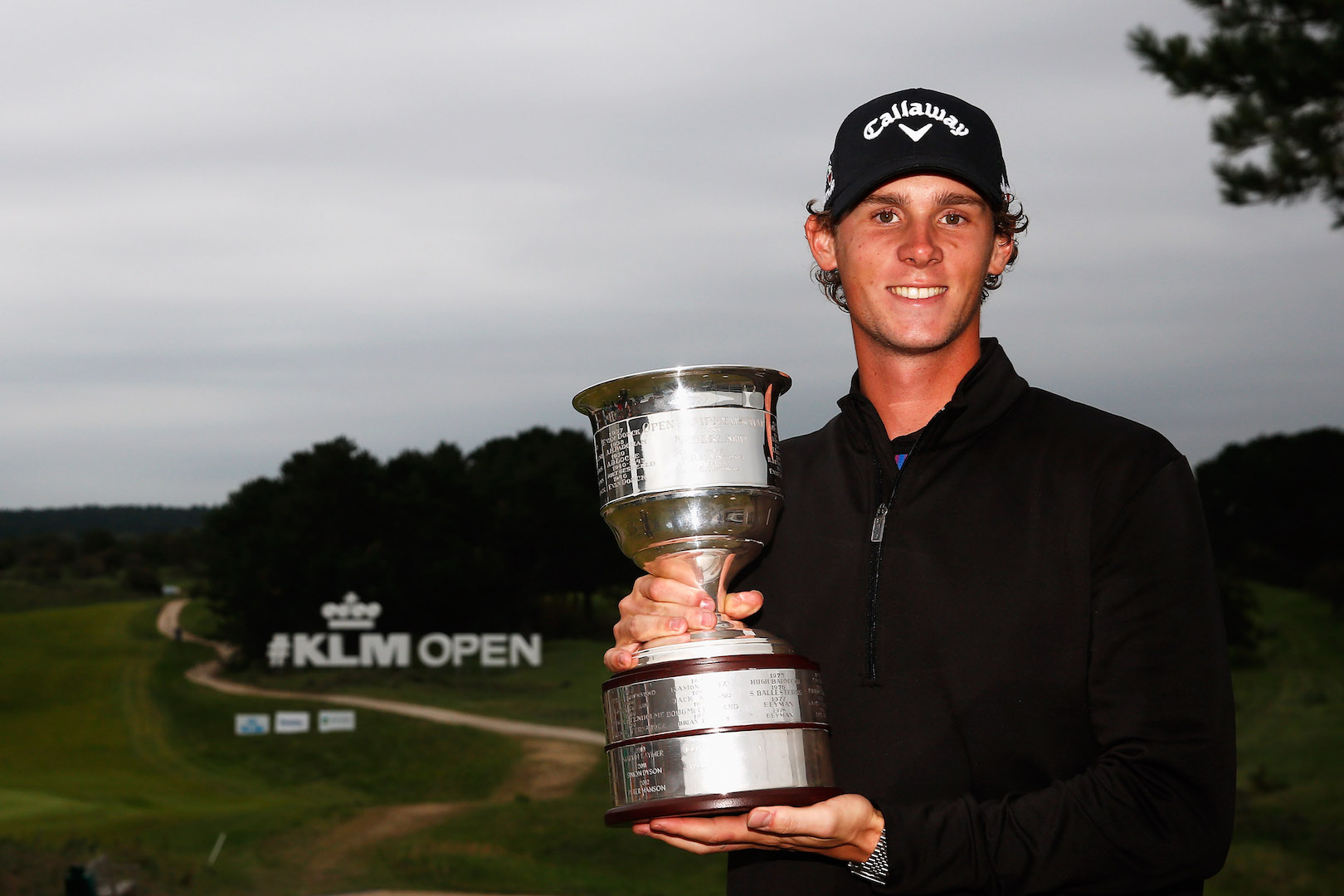 Thomas Pieters Withdraws From KLM Defence