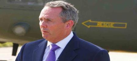 Trade Secretary shoots mouth off