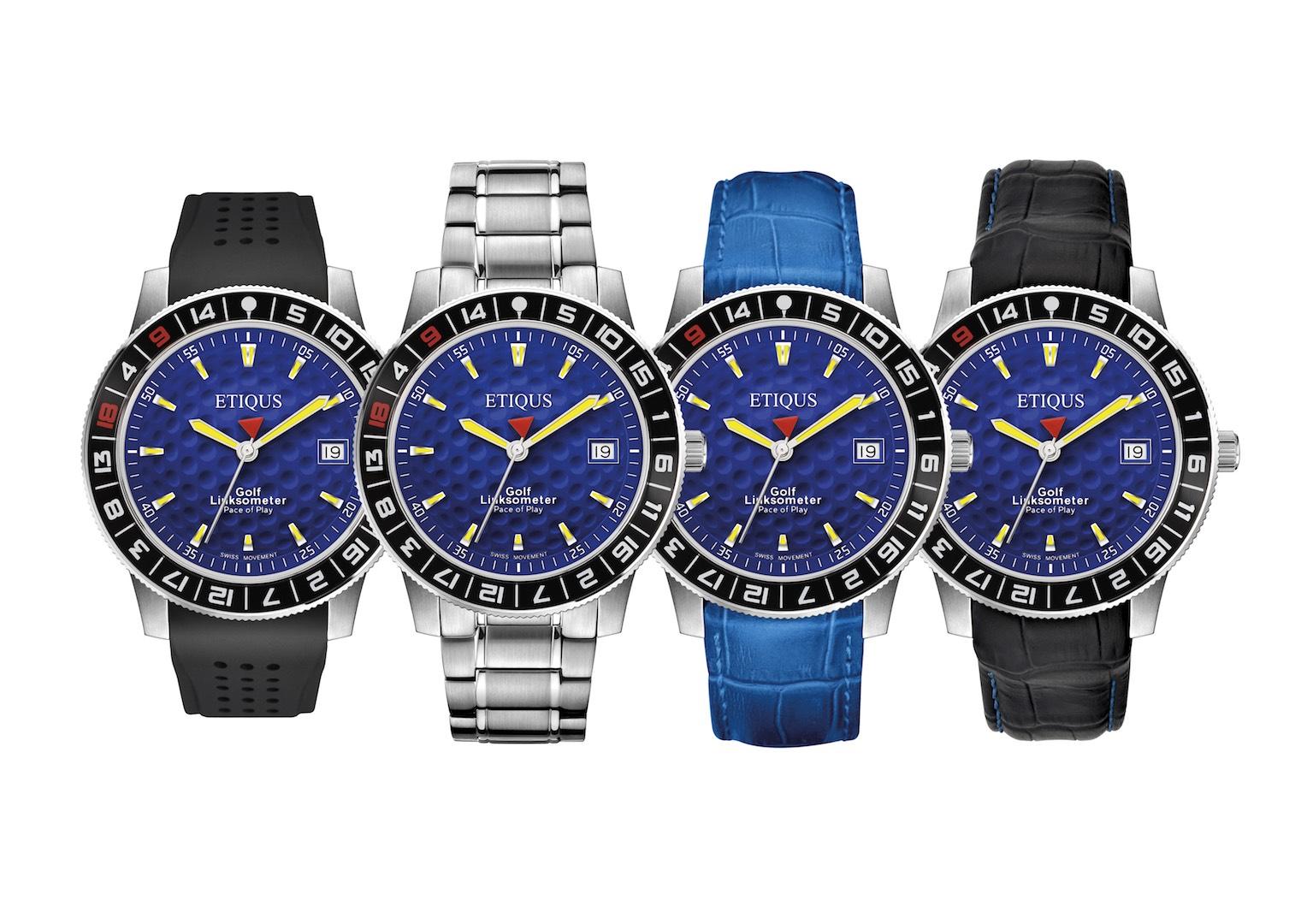 Etiqus watches launch Europe watch