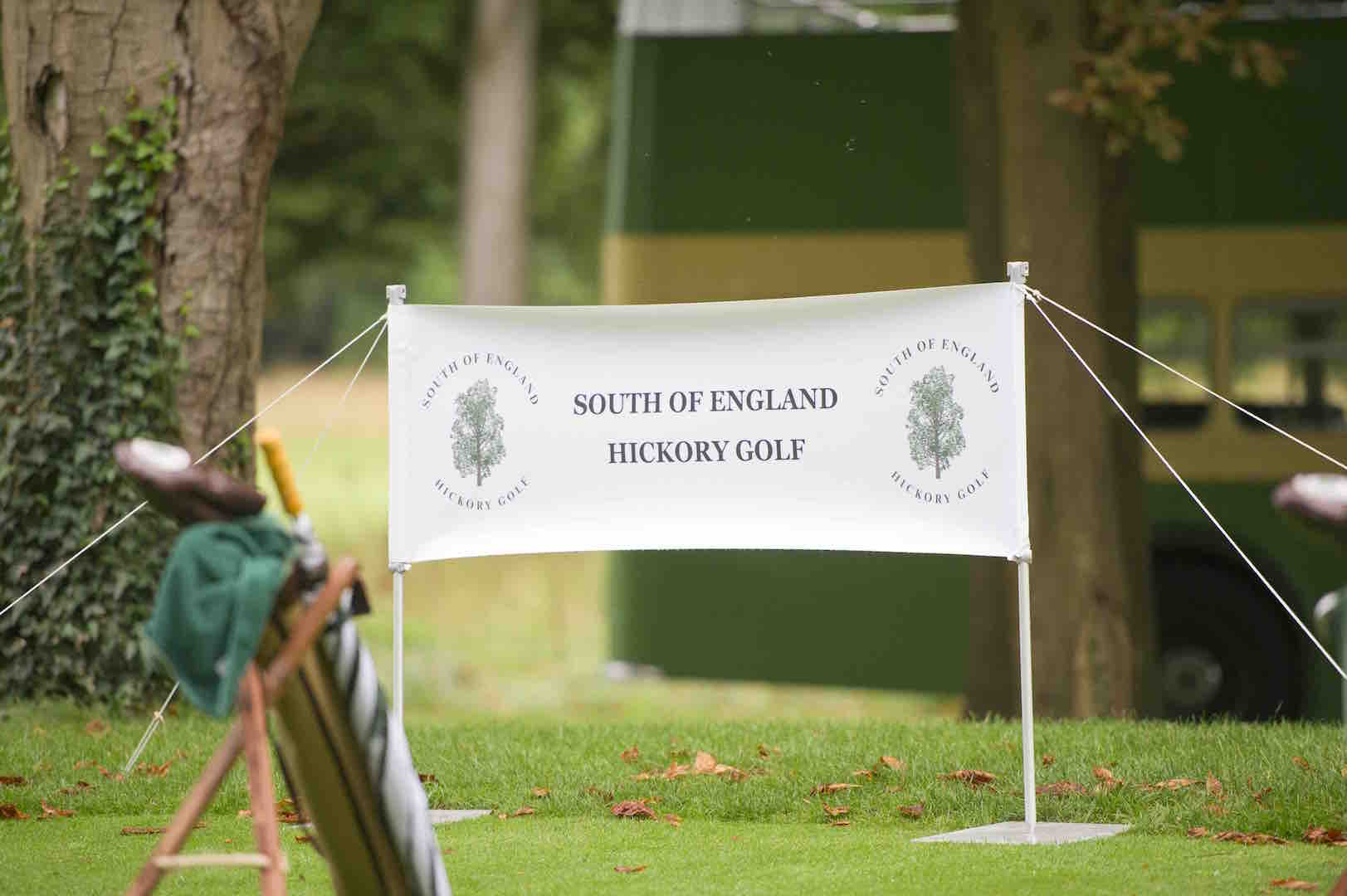 Players step back in time at Revival Golf Challenge