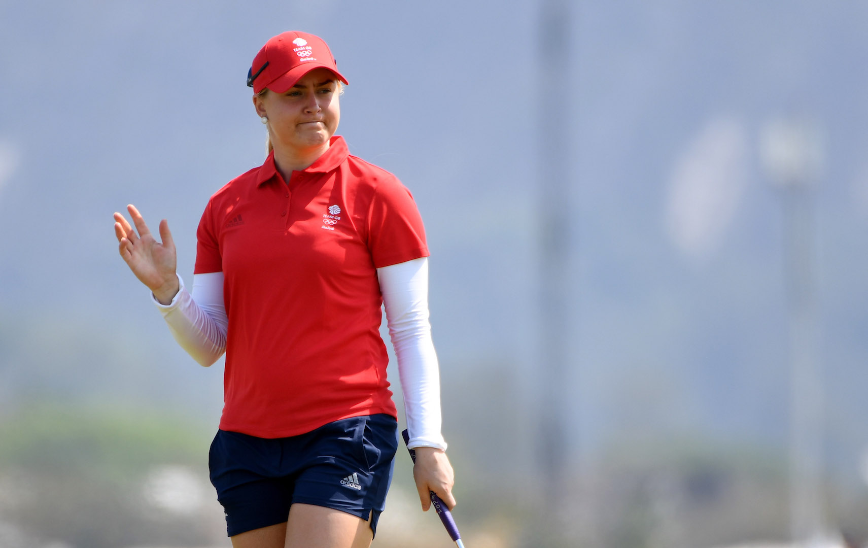 Russian Cyber Terrorists Target Charley Hull
