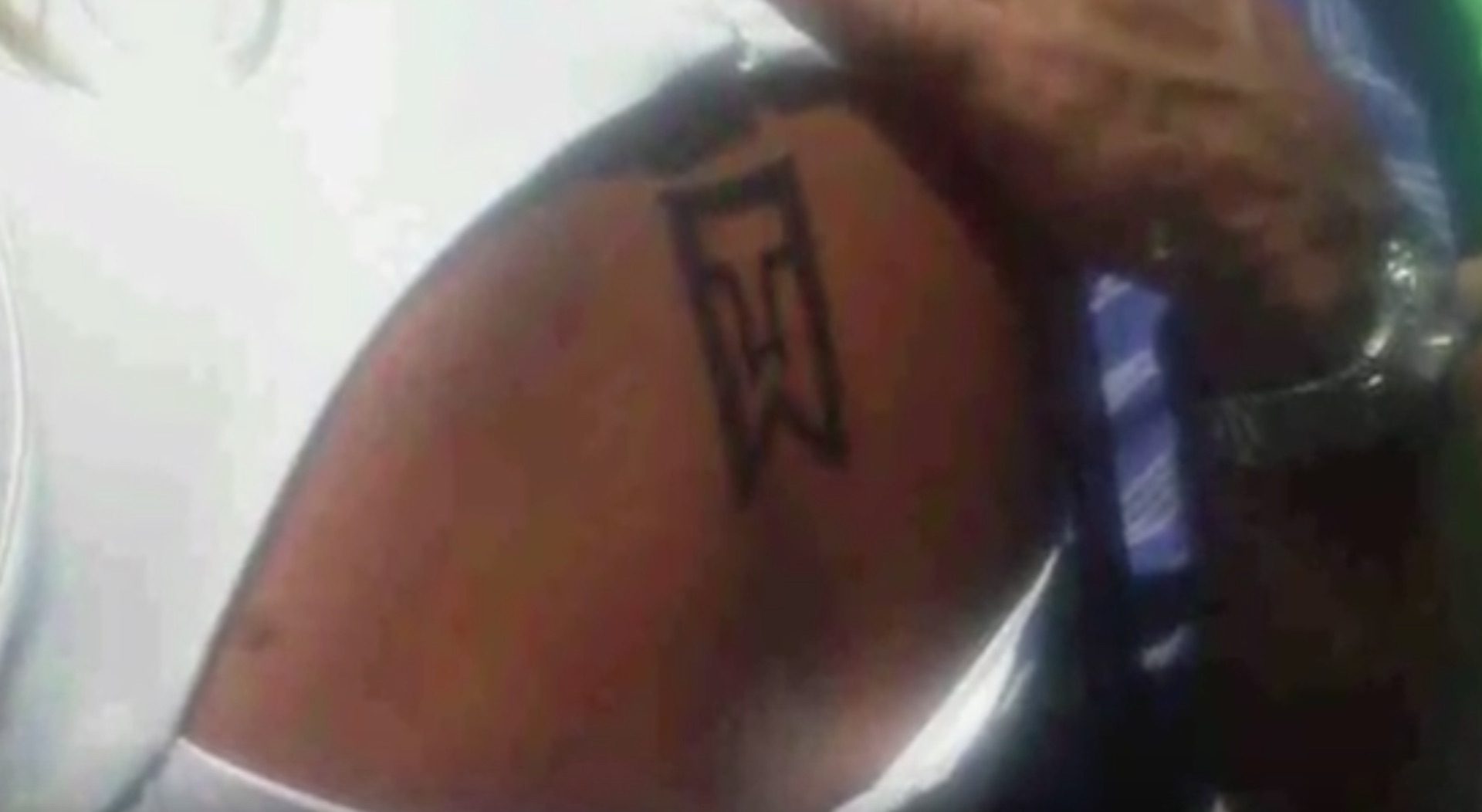 Rickie Fowler Gets An Olympic Tattoo