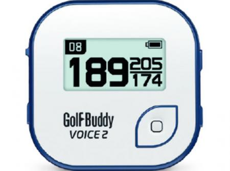 GolfBuddy launch new Voice2