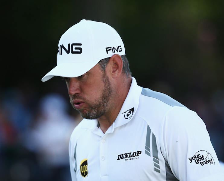 Westwood snubbed by Wood