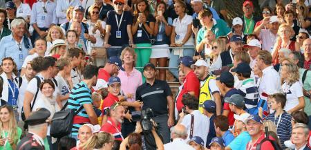 Francesco Molinari takes Italian Open