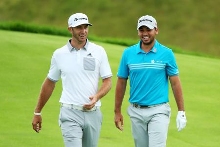 Jason and Dustin re-sign With TaylorMade