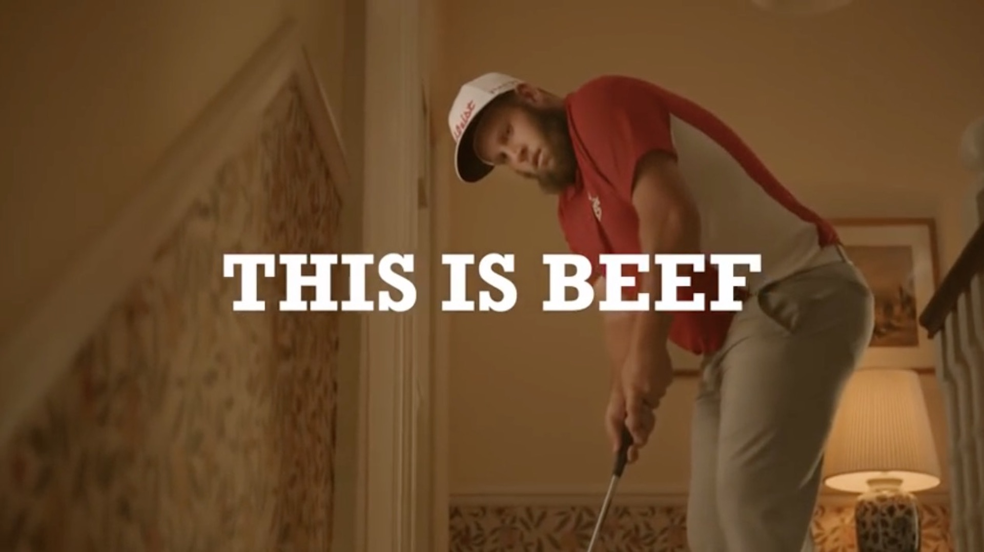 Beef's new Arby's adverts are out