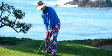 Bill Murray to launch golf clothing range