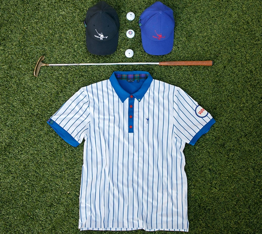 Bill Murray to launch golf clothing range