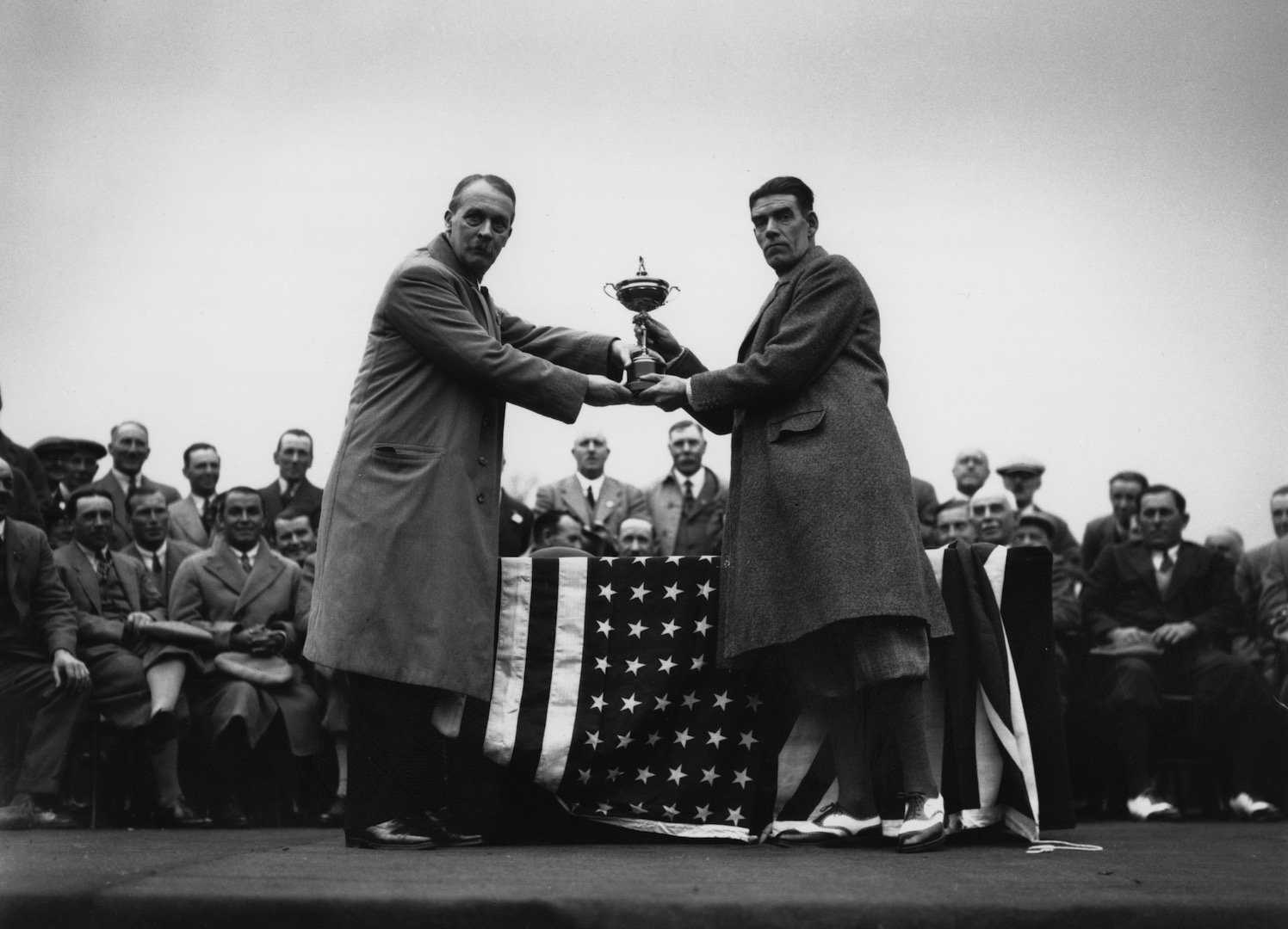 How the Ryder Cup was Born: The Samuel Ryder Story