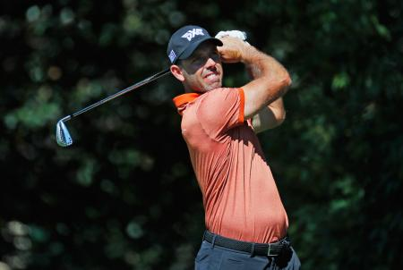 Charl Schwartzel makes double eagles